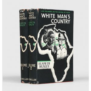 White Man's Country: Lord Delamere and The Making of Kenya.
