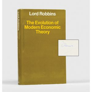 The Evolution of Modern Economic Theory and Other Papers on the History of Economic Thought.