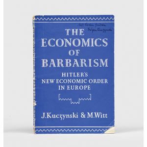The Economics of Barbarism.