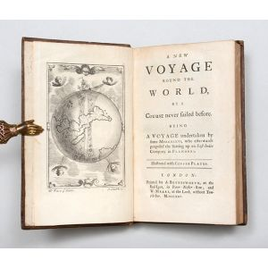 A New Voyage Round the World, by a Course never failed before.