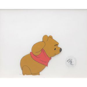 Winnie the Pooh from Winnie the Pooh and a Day for Eeyore.