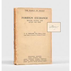 Foreign Exchange: Before During, and After the War.