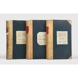 Archive relating to the Royal Navy service of Midshipman Francis Wyatt Rawson Larken.