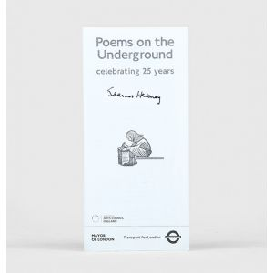 Poems on the Underground.