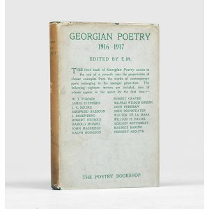 Georgian Poetry 1916-1917.