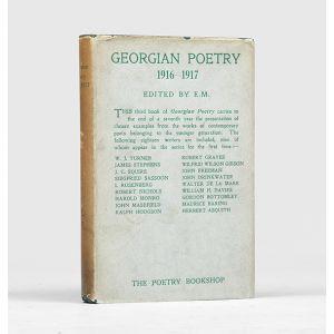 Georgian Poetry 1916-1917.