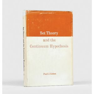 Set Theory and the Continuum Hypothesis.