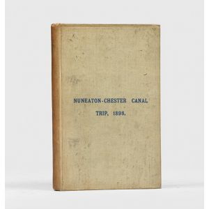 Nuneaton-Chester Canal Trip, 1898.