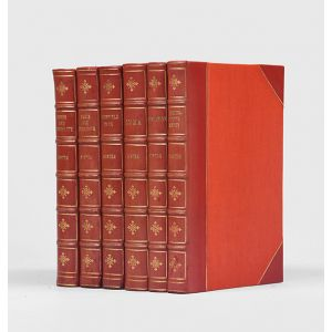 [The novels:] Sense and Sensibility; Pride and Prejudice; Mansfield Park; Emma; Northanger Abbey; Persuasion.