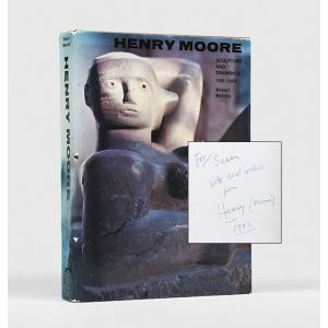 Henry Moore Sculpture and Drawings 1921-1969.