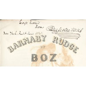 Barnaby Rudge.