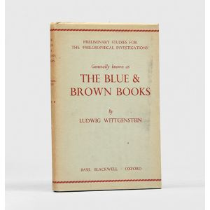The Blue and Brown Books.