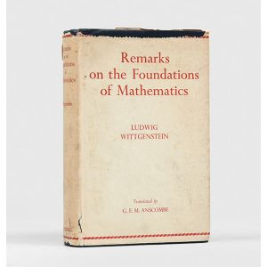 Remarks on the Foundations of Mathematics.