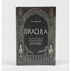 Dracula. A Toy Theatre.