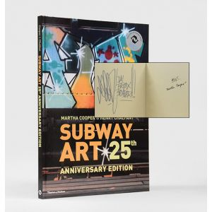 Subway Art: 25th Anniversary Edition.