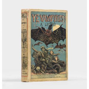 Ye Vampyres! A Legend of the National Betting-Ring, Showing What Became of It.