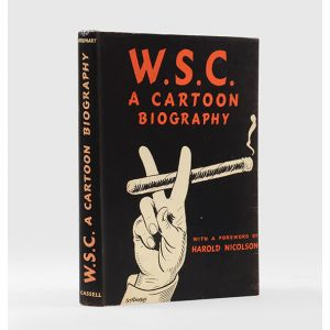 W.S.C. A Cartoon Biography.
