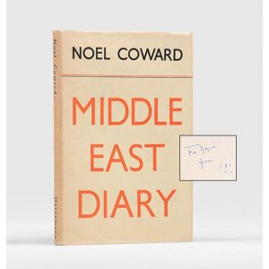 Middle East Diary.