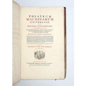 Theatrum Machinarum Universale;