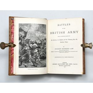 Battles of the British Army.