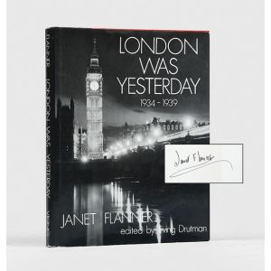 London Was Yesterday 1934-1939.