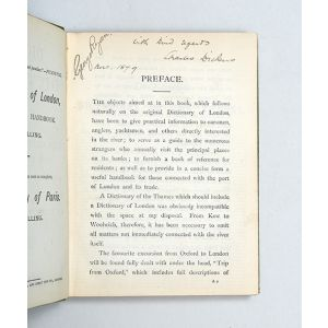 Dickens's Dictionary of the Thames,