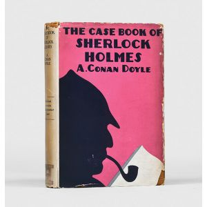 The Case Book of Sherlock Holmes.