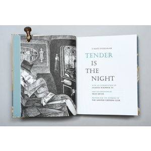 Tender is the Night.