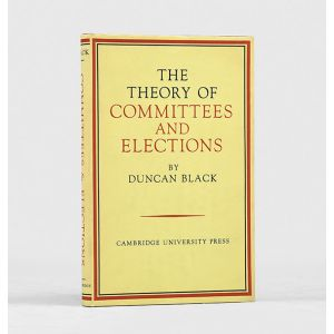The Theory of Committees and Elections.