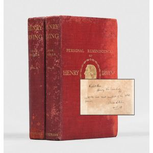 Personal Reminiscences of Henry Irving.