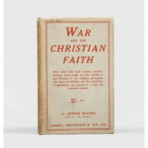 War and the Christian Faith.