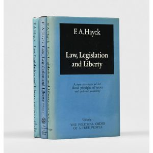 Law, Legislation and Liberty.