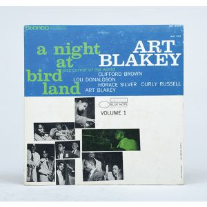 Art Blakey: A Night at Birdland.