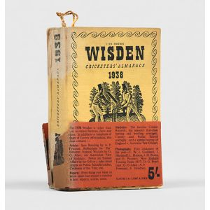 Wisden Cricketers' Almanack 1938.