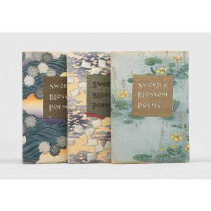 Sword and Blossom Poems from the Japanese.