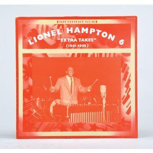"Lionel Hampton 6: ""Extra Takes"" (1941-1949)."