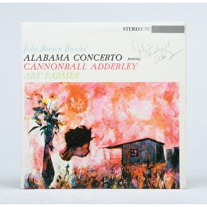 John Benson Brooks' Alabama Concerto featuring Cannonball Adderley / Art Farmer.