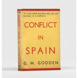 Conflict in Spain 1920-1937.