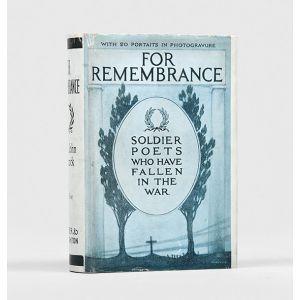 For Remembrance.