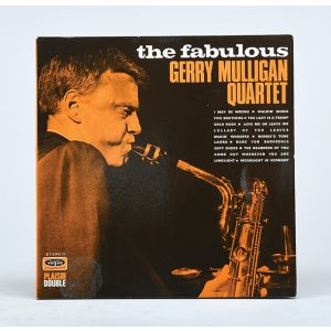 The Fabulous Gerry Mulligan Quartet.