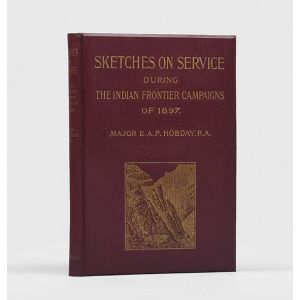 Sketches on Service during the Indian Frontier Campaigns of 1897.