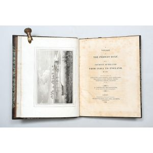 A Voyage up the Persian Gulf, and a Journey Overland from India to England in 1817.