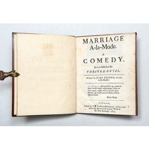 Marriage A-la-Mode.
