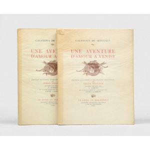 Une aventure d'amour a Venise.