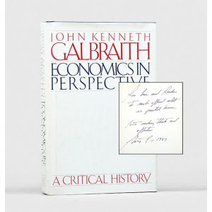 Economics in Perspective. A Critical History.