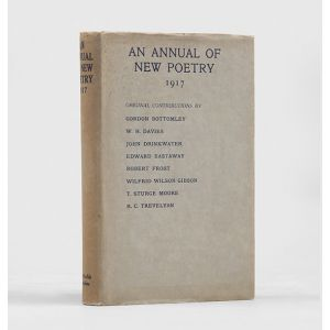An Annual of New Poetry: 1917.