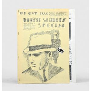 My Own Mag: Issue 13 The Dutch Schultz Special containing the complete 'Dead Star' MS by William Burroughs.