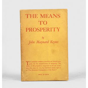 The Means to Prosperity.