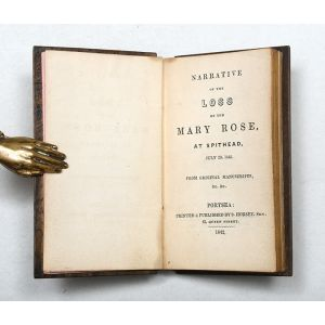 Narrative of the Loss of the Mary Rose,