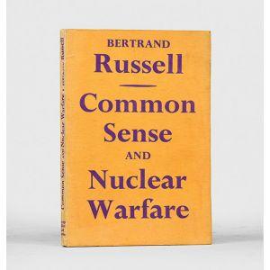 Common Sense and Nuclear Warfare.